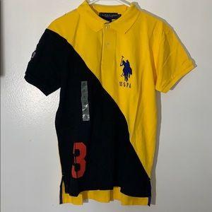 U.S. Polo Assn. Men's Polo Size Medium